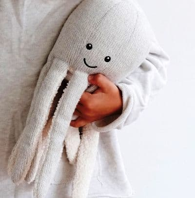 Olly (Octopus) :  Soft Toy with BT Speaker